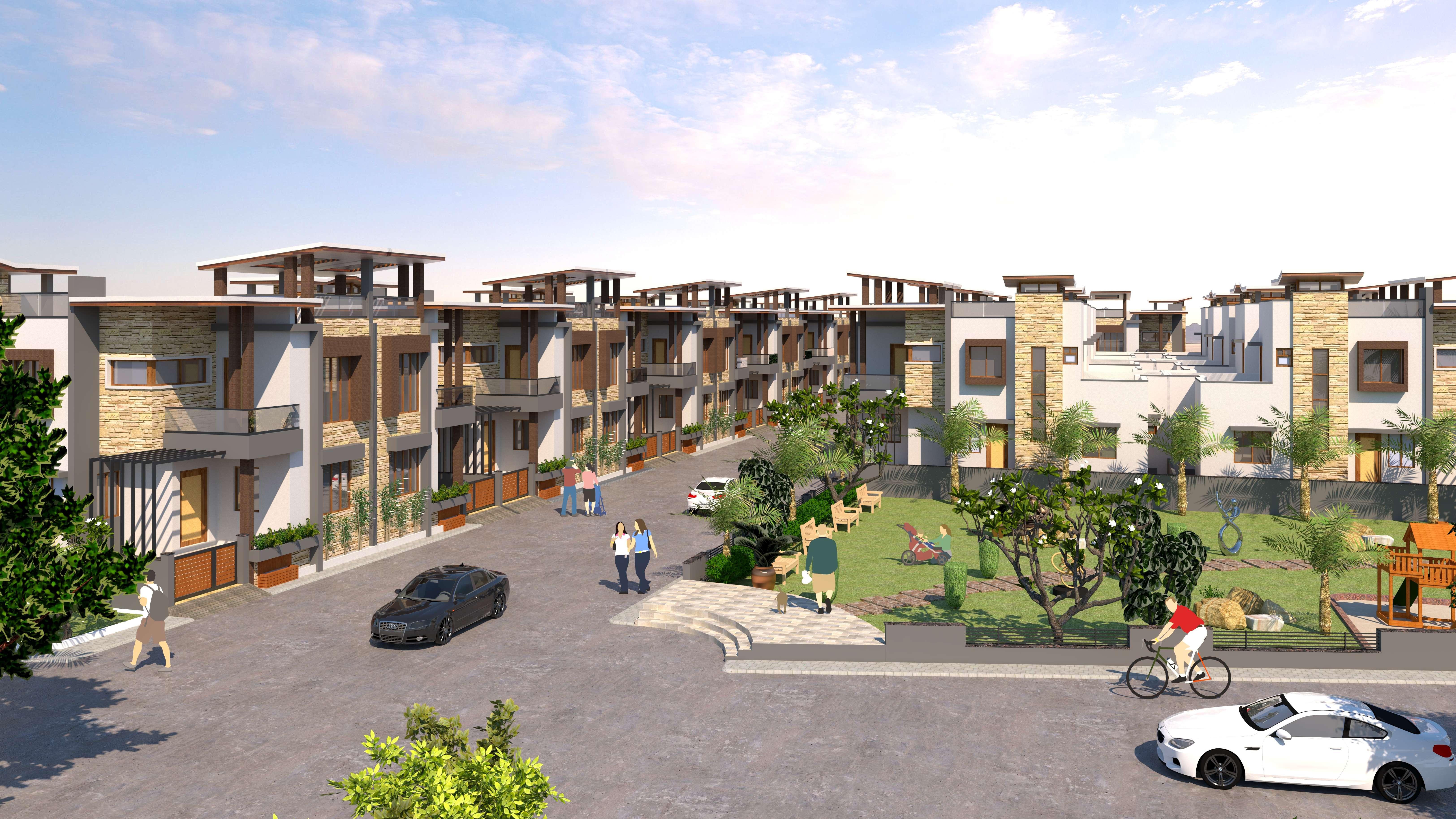2 BHK Hayat Residency in Sarkhej