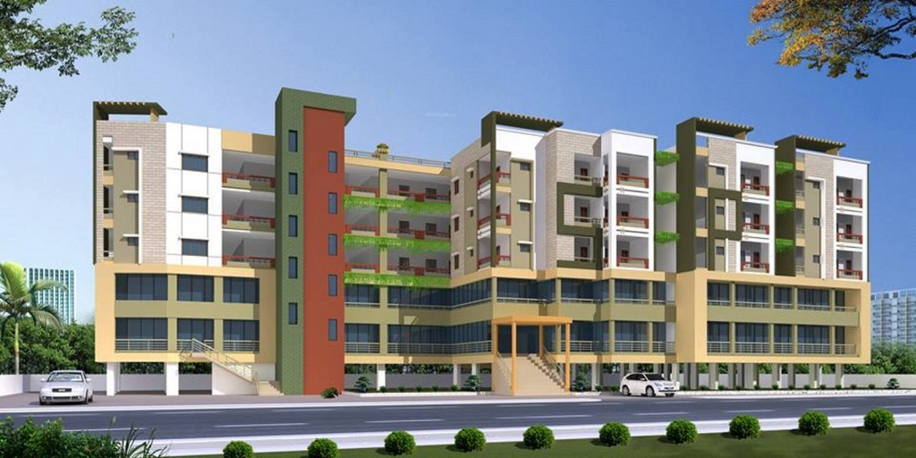 Apex Apartments in Sarkhej